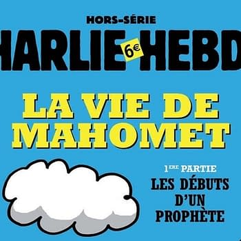 Charlie Hebdos The Life Of Muhammad Comic Goes On Sale