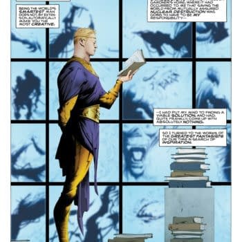 Len Wein, The Outer Limits And Rewriting Watchmen
