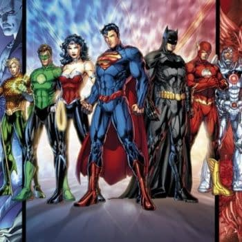 DC Teases Animated Justice League: War