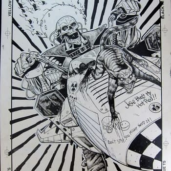 The Return Of Warren Ellis Ghost Rider 2099