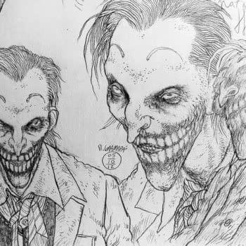 Rafael Grampa's Joker For A New DC Comic