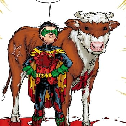 Bat Cow Is A Scribblenaut &#8211 Dan DiDio