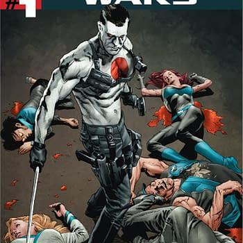 BC Mag #3: The Coming Of Harbinger Wars