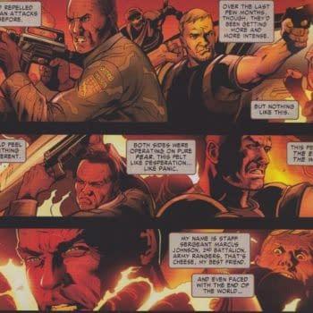 Agent Coulson REALLY Looks Like Clark Gregg In Secret Avengers Now