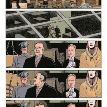 EXCLUSIVE: The First Three Pages Of League Of Extraordinary Gentlemen: Nemo: Heart Of Ice