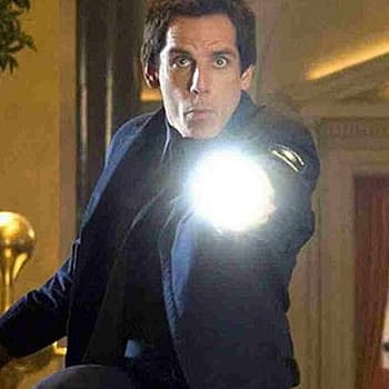 Ben Stiller Gets Some New Companions As He Spends A Night At The Museum In London