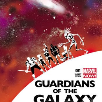 All-New Guardians Of The Galaxy #1 Review: But Are They That New?