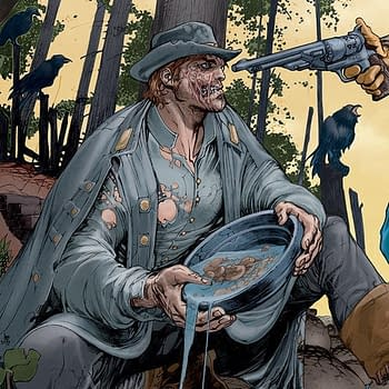 Is That Booster Gold In All Star Western WTF DC