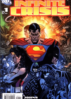 Whats DC Up To With The Infinite Crisis Trademark