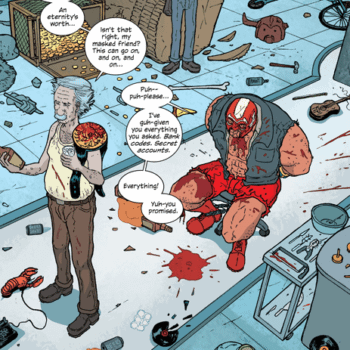 Fourteen Thoughts About Fourteen Comics – Manhattan Projects, Morning Glories, Todd The Ugliest Kid On Earth, The End Times Of Bram And Ben, Wolverine & The X-Men, Cable & X-Force, Batgirl, Katana, Powers, Avengers Assemble, Fury, Buffy, Avengers Arena, Ghostbusters
