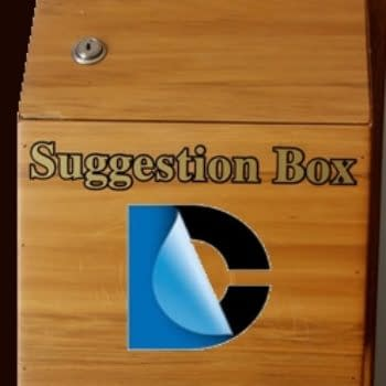 Opening The DC Comics Suggestion Box