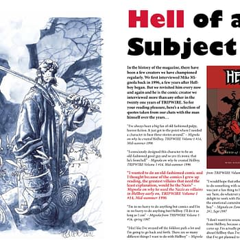Tripwire: Hell Of A Subject