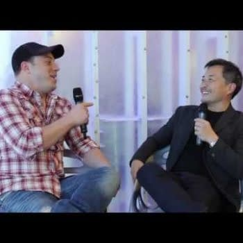 Jim Lee And Geoff Johns Discuss The Astrophysics Of The DCU