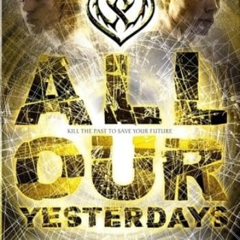 Timey Wimey Thriller All Our Yesterdays Headed To The Silver Screen