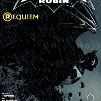 Batman And Robin, Nightwing, Red Hood And The Outlaws #18 And Batman Inc #8 Second Print Sell Out Before They Go On Sale
