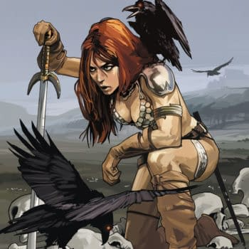Gail Simone To Write Red Sonja For Dynamite. And Here Are The Fiona Staples, Nicola Scott And Colleen Doran Covers.