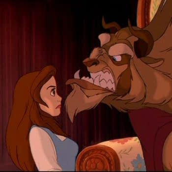 Get Your Possible First Look At The Beast And Emma Watson In Leaked Beauty And The Beast Photos [REMOVED]