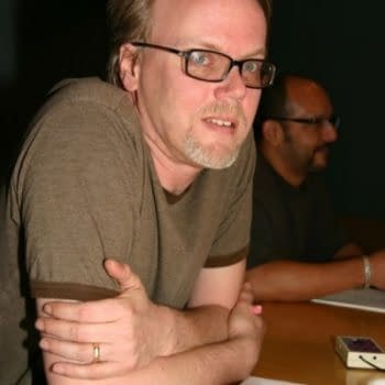 Tales From ECCC: Bruce Timm And The Cancellation Of The Green Lantern Animated Series