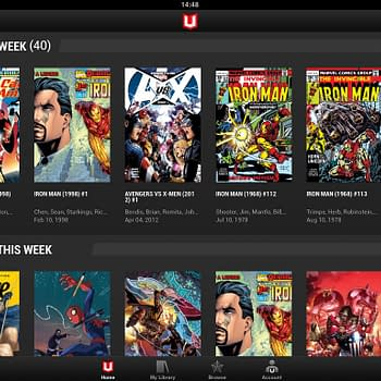 Marvel Unlimited On The iPad And iPhone Properly Now