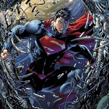 How Superman Unchained Goes Straight To The Brand