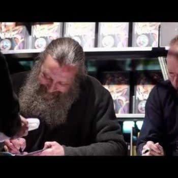 The Extraordinary Demographic Of Alan Moore And Kevin O'Neill