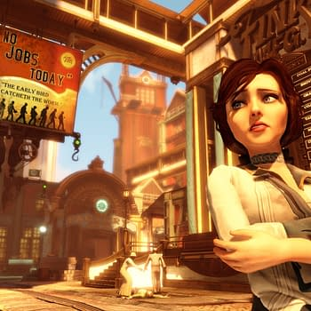 2K Say That Bioshock Is Still A Really Important Franchise For Them