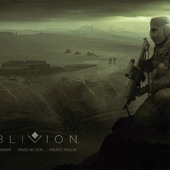 Oblivion, Based On The Non-Existing Graphic Novel