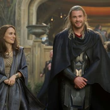 New Clip From Thor: The Dark World, Featuring Chris O'Dowd
