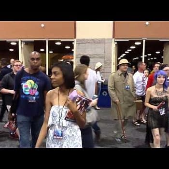 More Cosplay And Comic Pros From Set Up And The Opening Of Phoenix Comicon