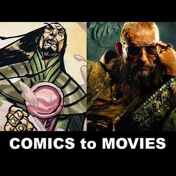 Think About The Ink: A History Of Iron Mans Mandarin
