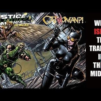 A Comic Show &#8211 Essentially DC