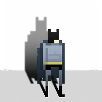Pretty Pictures: Superheroes Pixellated Out