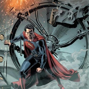 Supergirl In The Man Of Steel Prequel?