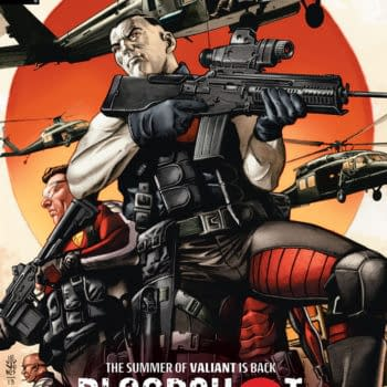 Christos Gage, Joshua Dysart, Emanuela Lupacchino, Bloodshot And H.A.R.D. Corps, Valiant, New, Now, Sex And Chocolate