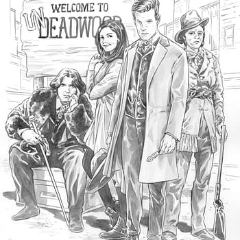 Tony Lee And Mike Collins Take Doctor Who Back To The Wild West