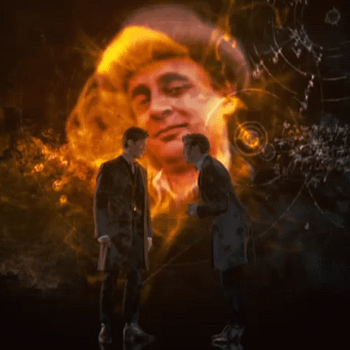 Ten Thoughts About Doctor Who: Nightmare In Silver