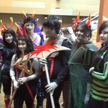 A Few Things I Learned At The Phoenix Comicon