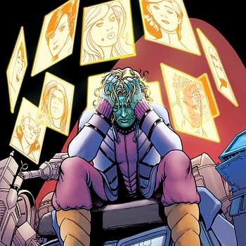 DC Brings In Kevin Maguire To Cancel Legion Of Superheroes In August &#8211 But What Is Keith Giffens Comic On The Horizon