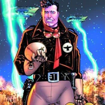 Howard Chaykin's Buck Rogers In The 25th Century, Coming In August