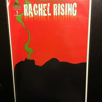 Could Second And Third Prints Of Rachel Rising #1 End Up Going For More Than The First Print