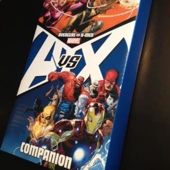 Avengers Vs X-Men Companion Gets A Special Box