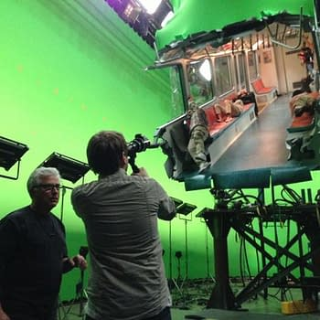 New Photo From The Godzilla Set Hints At An Iconic Moment