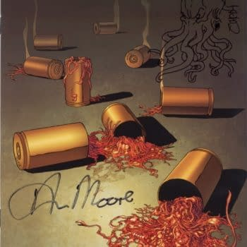 Get Your Copy Of Neonomicon Signed By Alan Moore At Phoenix Comic Con