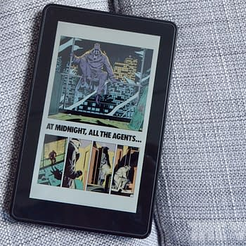 Watchmen Is $4 On Kindle In The USA