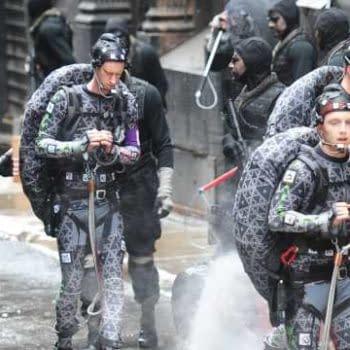 Teenage Mutant Ninja Turtle Toys Give Us Better Idea Of The Crew's New Look
