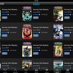 Kieron Gillens Journey Into Mystery And Uncanny X-Men On Sale On ComiXology On Monday