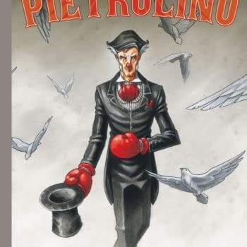 A Comic Told In Mime – Pietrolino