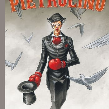 A Comic Told In Mime &#8211 Pietrolino