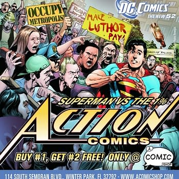 DC Comics To Pay 75% OF Comic Stores Advertising If Its Got Superman In It