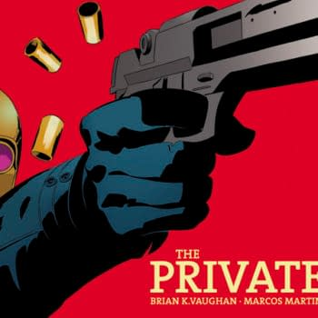 Second Issue Of Brian K Vaughan And Marcos Martin's Private Eye Goes Up
